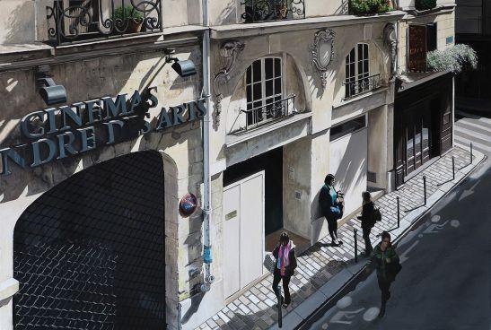 Rue Andre Des Art Paris